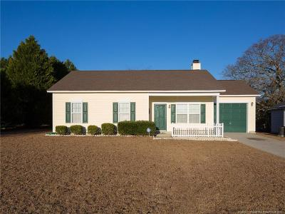 Hope Mills Single Family Home For Sale: 3536 Winesap Road