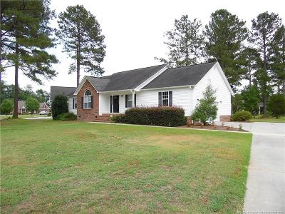 Robeson County Single Family Home For Sale: 4145 Nelson Way