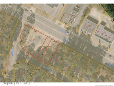 Fayetteville Residential Lots & Land For Sale: 1337 Bragg Boulevard
