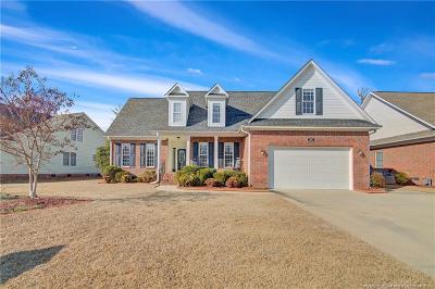 Fayetteville Single Family Home For Sale: 3942 Birkhoff Lane
