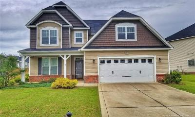 Fayetteville Single Family Home For Sale: 1045 Ronald Reagan Drive