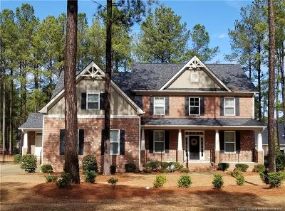 Harnett County Single Family Home For Sale: 180 The Inner Circle