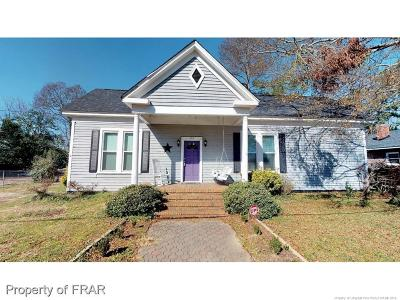 Robeson County Single Family Home For Sale: 307 N Green Street