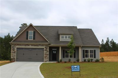 Moore County Single Family Home For Sale: 1049 Hydrangea Drive #9