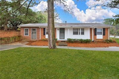 Fayetteville Single Family Home For Sale: 2745 Coronada Parkway