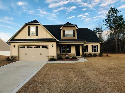 Fayetteville Single Family Home For Sale: 3912 Doonvalley Drive #845