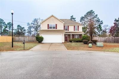 Fayetteville Single Family Home For Sale: 3539 South Peak Drive