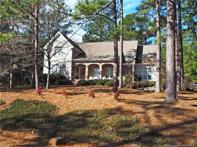 Pinehurst Single Family Home For Sale: 675 Lake Forest Drive