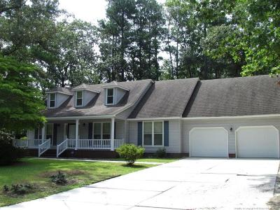 Fayetteville Single Family Home For Sale: 1991 Fairforest Drive
