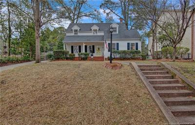 Fayetteville Single Family Home For Sale: 211 Valley Road
