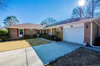 Fayetteville Single Family Home For Sale: 5805 Weatherford Road