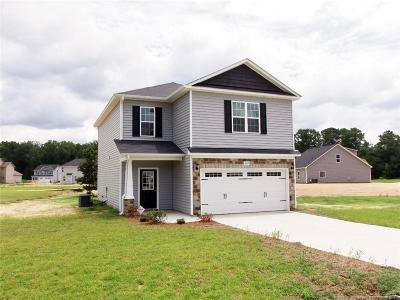 Fayetteville Single Family Home For Sale: 3537 Coupure Way