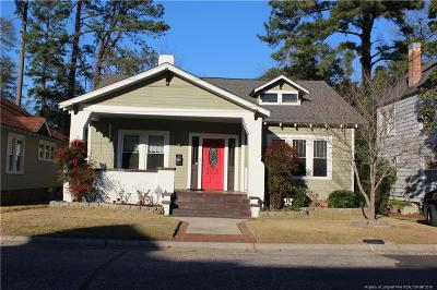 Fayetteville Single Family Home For Sale: 1416 General Lee Avenue