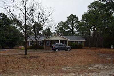Fayetteville Single Family Home For Sale: 229 Nielsen Drive
