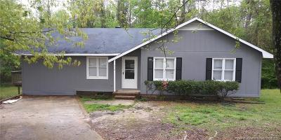 Fayetteville Single Family Home For Sale: 514 Suffolk Court