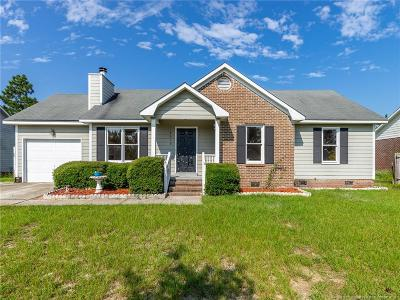 Fayetteville Single Family Home For Sale: 3018 Walesby Drive