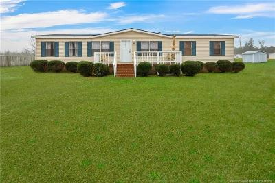 Robeson County Single Family Home For Sale: 1400 E Green Springs Road