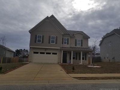 Fayetteville Single Family Home For Sale: 4649 Woodline Drive
