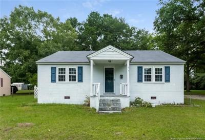 Raeford Single Family Home For Sale: 311 E Prospect Avenue