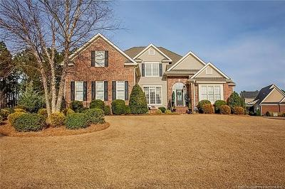 Fayetteville Single Family Home For Sale: 3112 Hampton Ridge Road