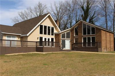 Cumberland County Single Family Home For Sale: 2562 Thrower Road