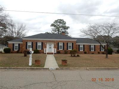 Fayetteville Single Family Home For Sale: 2623 Trenton Road