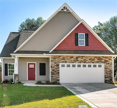 Fayetteville NC Single Family Home For Sale: $199,900