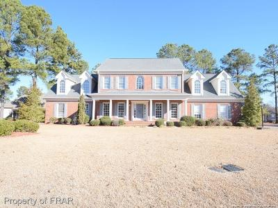 Fayetteville Single Family Home For Sale: 317 St Martins Place