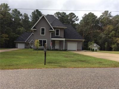 Fayetteville Single Family Home For Sale: 216 Riverdell Drive