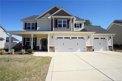Fayetteville NC Single Family Home For Sale: $261,900