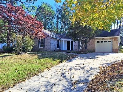 Fayetteville Single Family Home For Sale: 2433 Torcross Drive