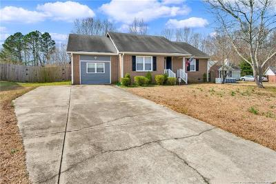 Raeford Single Family Home For Sale: 307 Ridge Manor Drive