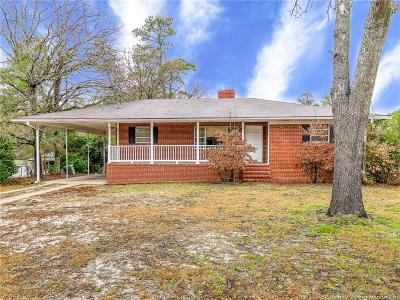 Fayetteville Single Family Home For Sale: 317 Longview Drive