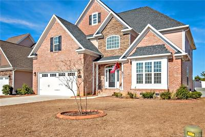 Fayetteville Single Family Home For Sale: 4334 Saleeby Way