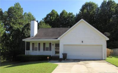 cameron Single Family Home For Sale: 31 Weymouth Circle