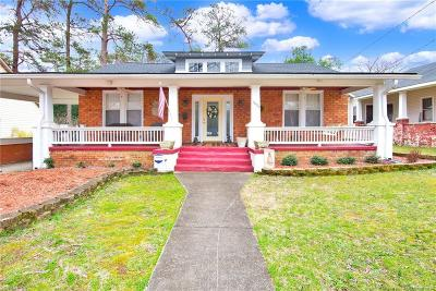 Fayetteville Single Family Home For Sale: 1009 Belmont Avenue