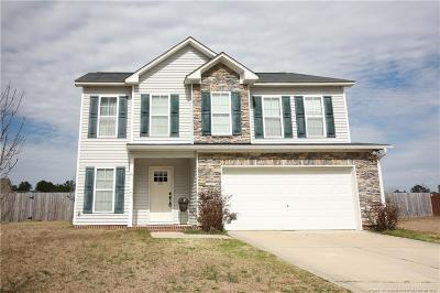 Raeford Single Family Home For Sale: 270 Declaration Drive