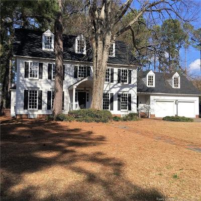 Fayetteville Single Family Home For Sale: 421 Kingsford Road