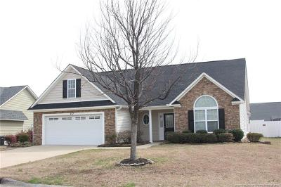Raeford Single Family Home For Sale: 217 Brightwood Drive