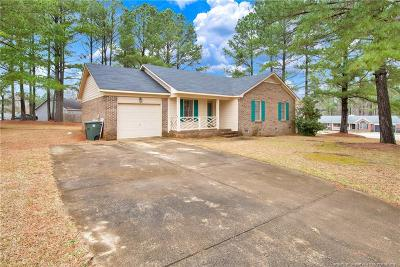 Fayetteville Single Family Home For Sale: 1320 Butterwood Circle