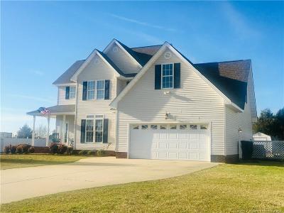 Sampson County Single Family Home For Sale: 155 Mar Joy Road