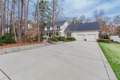 Fayetteville Single Family Home For Sale: 212 Shawcroft Road