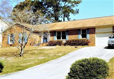 Fayetteville Single Family Home For Sale: 5831 Arbutus Trail