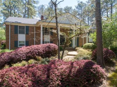 Hope Mills Single Family Home For Sale: 3800 Yarborough Road