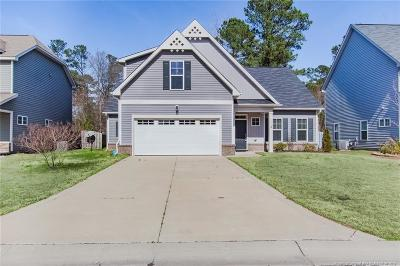 Hope Mills Single Family Home For Sale: 317 Derby Lane