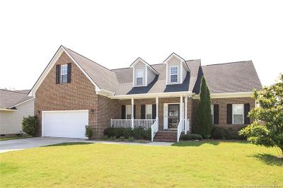 Fayetteville Single Family Home For Sale: 3811 Talus Road