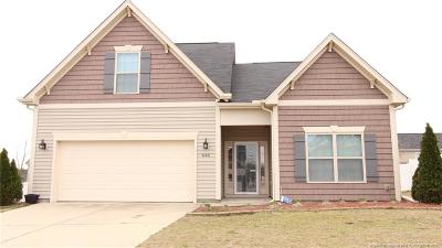 Cameron Single Family Home For Sale: 646 Century Drive