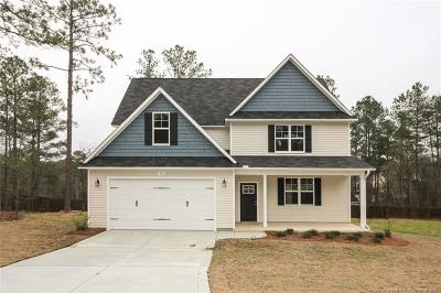 Harnett County Single Family Home For Sale: 70 Slate Drive