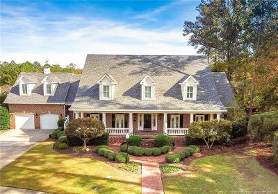 Fayetteville Single Family Home For Sale: 311 Forest Creek Drive