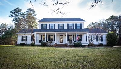 Eastover Single Family Home For Sale: 2067 Orville Street